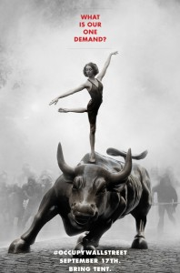 Occupy Wall Street Poster