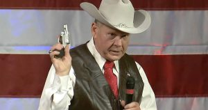 The Curious Case of Roy Moore